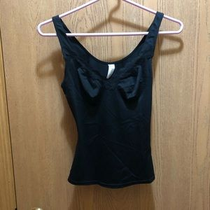 Flexees BlackCamisole Shaper